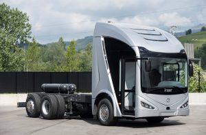 Irizar ie Truck, o primeiro caminhão elétrico da fabricante de ônibus