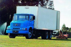 vendas de caminhões usados