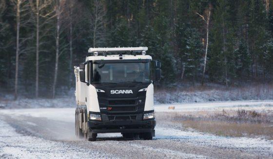 Scania testa caminhão autônomo em operação da Rio Tinto
