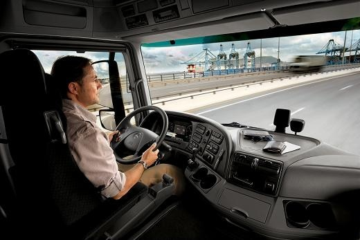 Varizes em motoristas