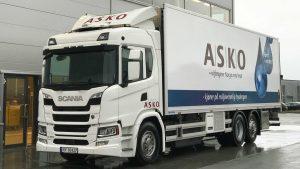 Scania inicia testes com célula de hidrogênio
