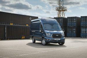 Ford Transit vai usar HVO Na Europa