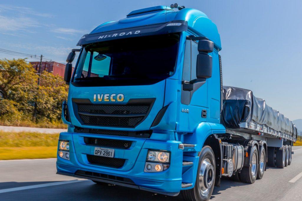 Iveco Hi-Road é o caminhão do motorista