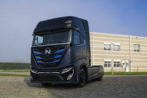 Iveco vai produzir caminhão a hidrogênio da Nikola