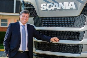 Para Roberto Barral, da Scania, o Brasil vai se recuperar dos impactos causados pelo covid-19