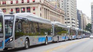 Ônibus elétricos da BYD podem ser financiados por Finame