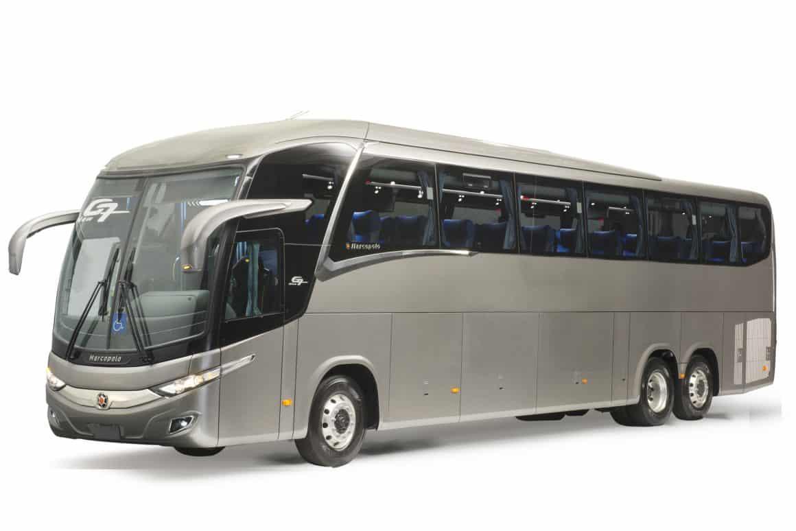 Marcopolo usa grafeno para reduzir peso e aumentar a resitência de ônibus
