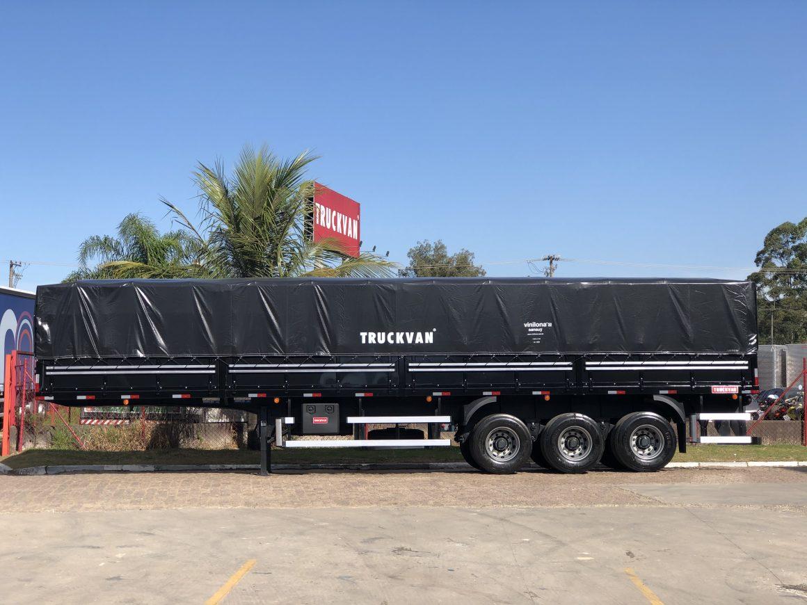Truckvan lança Linha Graneleira