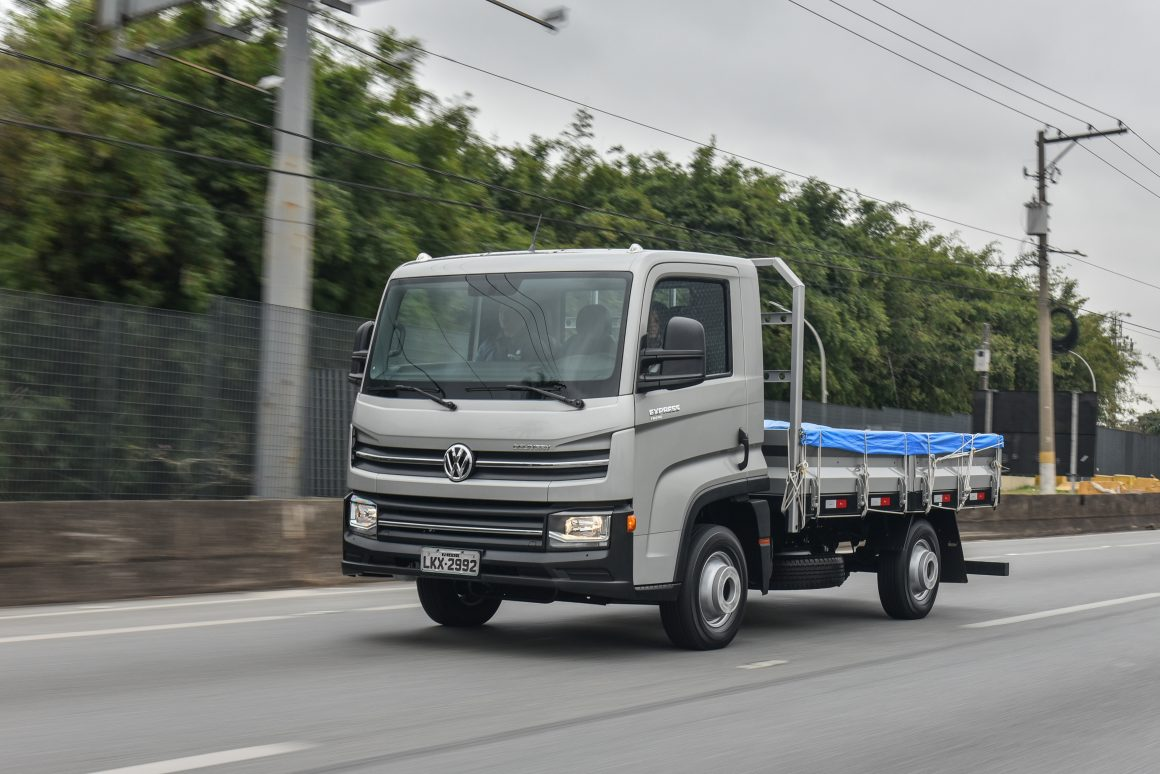 Volkswagen comemora dois anos do Delivery Express