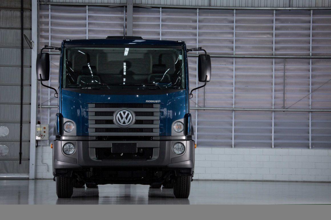 Caminhões Constellation Robust ganham novos acessórios