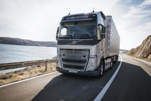 Volvo registra patentes da nova geração de caminhões da gama F