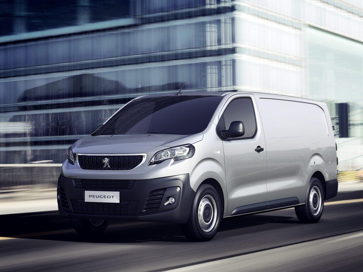 A Citroën e Peugeot recall do Jumpy e Expert