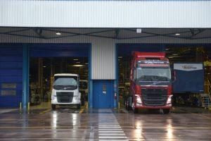 Volvo renova a linha 2021 e apresenta o VM City