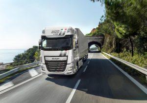 A DAF Trucks lança na Europa o XF Unity Edition