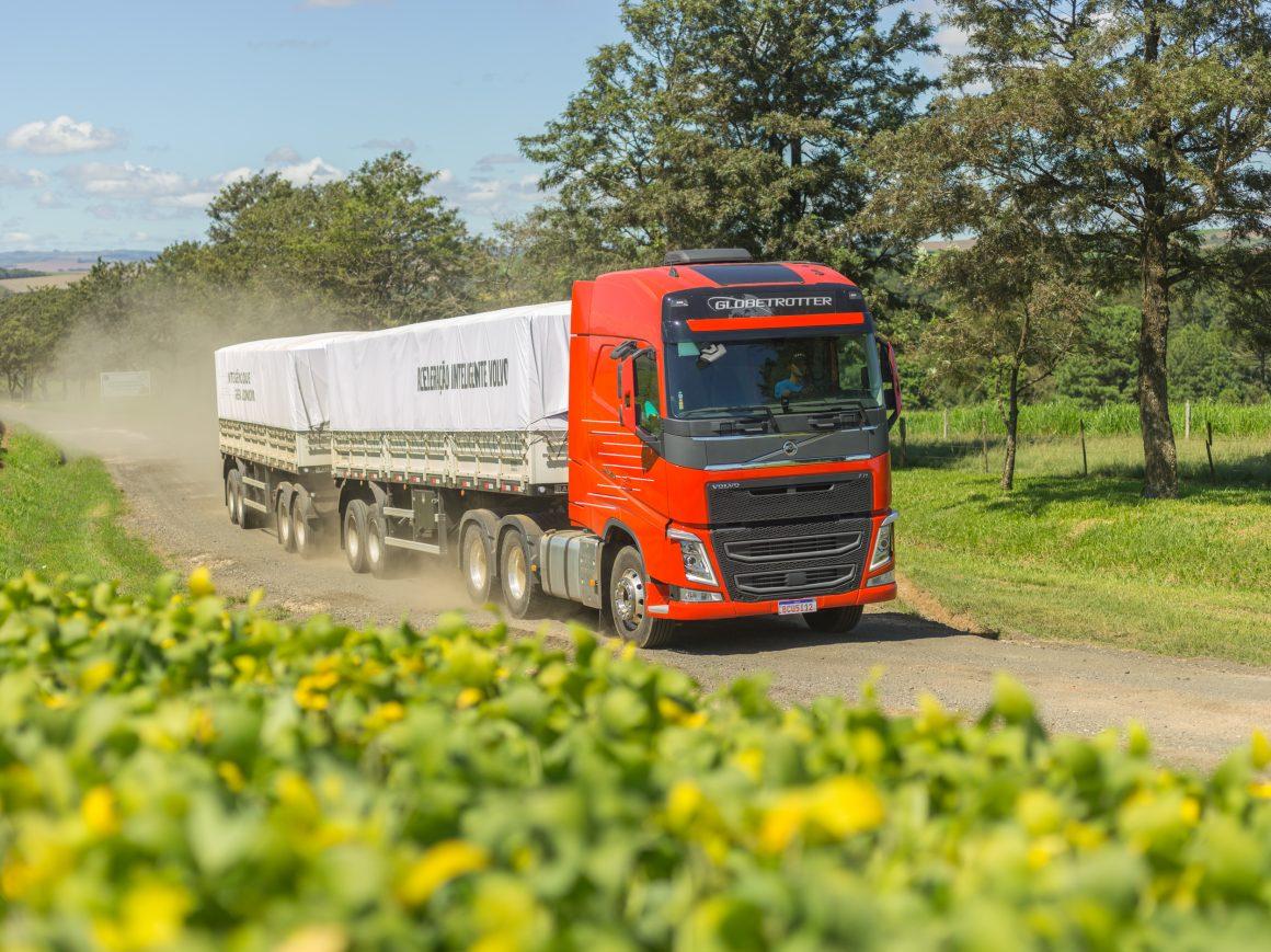 Agronegócio ajuda a indústria de caminhões a não amargar mais perdas