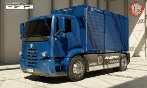 FNM está de volta e vai produzir caminhões elétricos