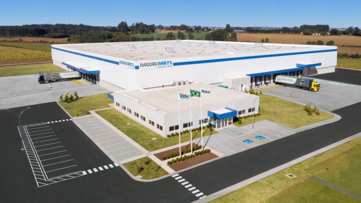 Paccar Parts investe R$ 200 milhões em novo Centro de Distribuição no País