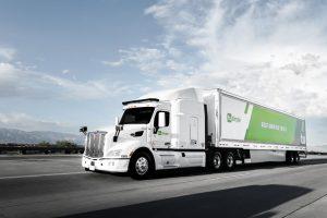 Caminhões autônomos começam a rodar nas rodovias dos Estados Unidos