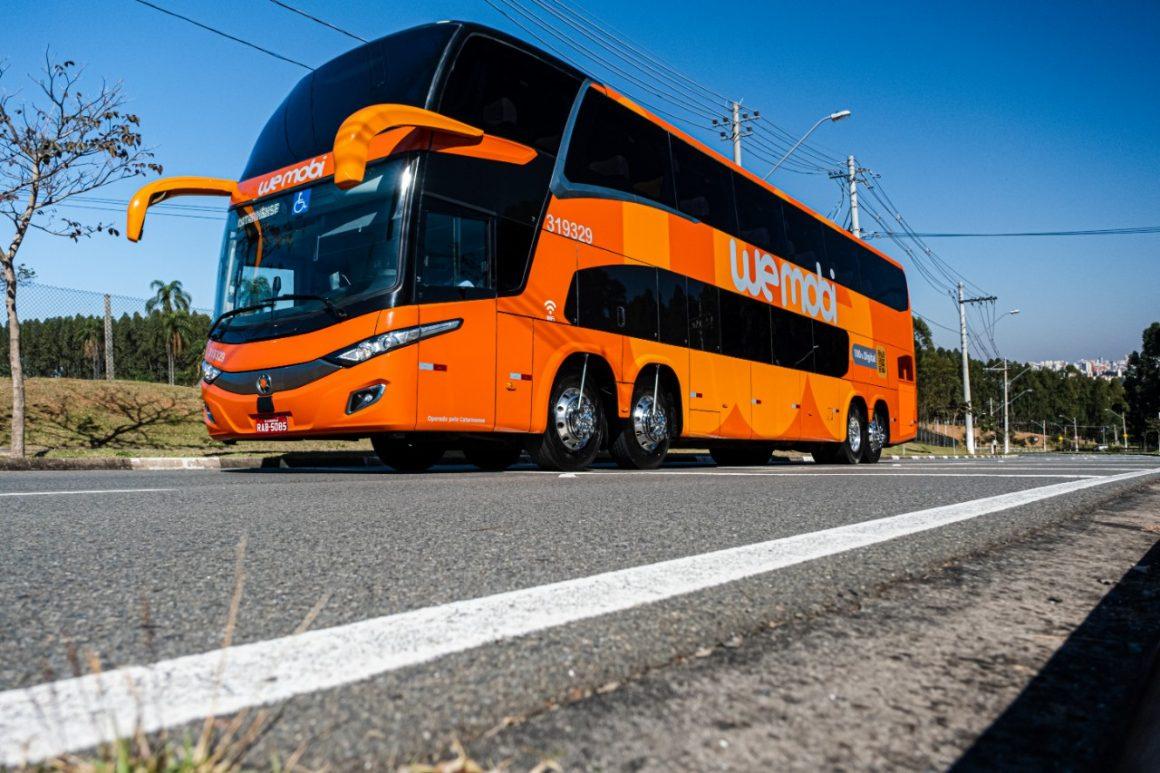 Ônibus da Wemobi tem passagem entre Rio e São Paulo por R$ 19,90 - Estradão