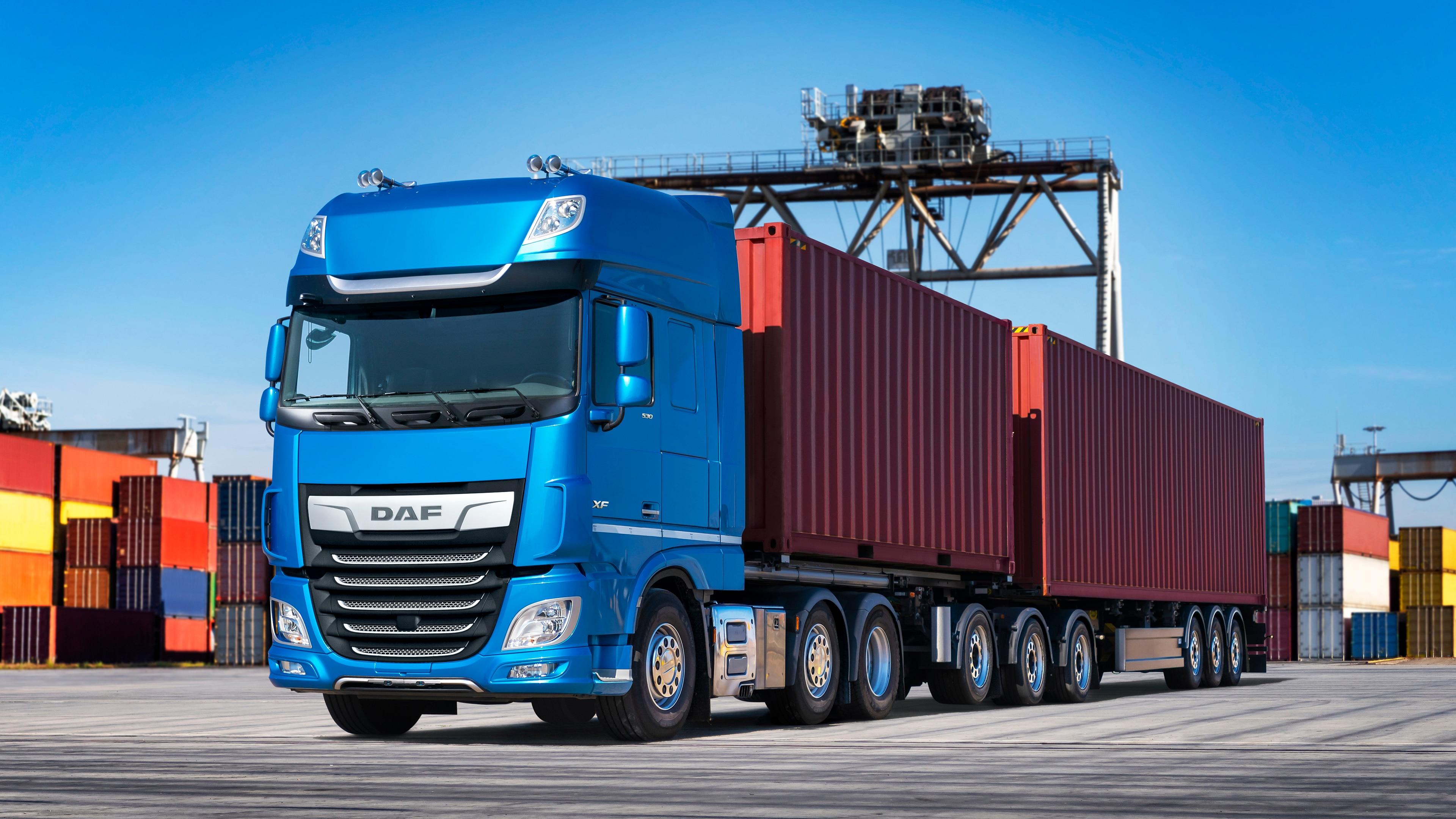 Nova cabine DAF chega este mês ao Brasil