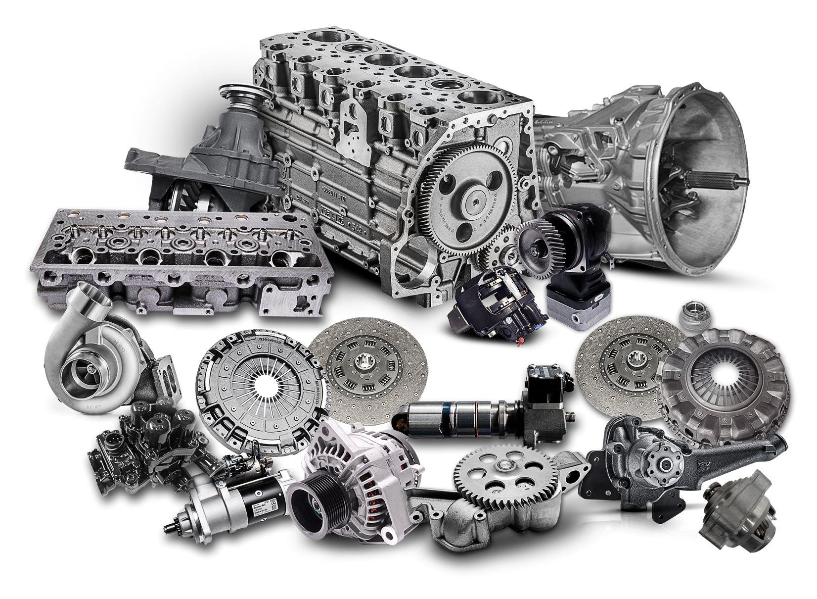 Mercedes-Benz lança campanha para parcelar em até seis vezes peças da linha de remanufaturados
