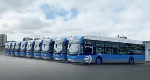 BYD entregará mais 30 ônibus elétricos para transporte público espanhol