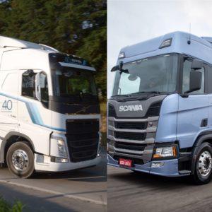 Agronegócio ajuda a operação de caminhões pesados