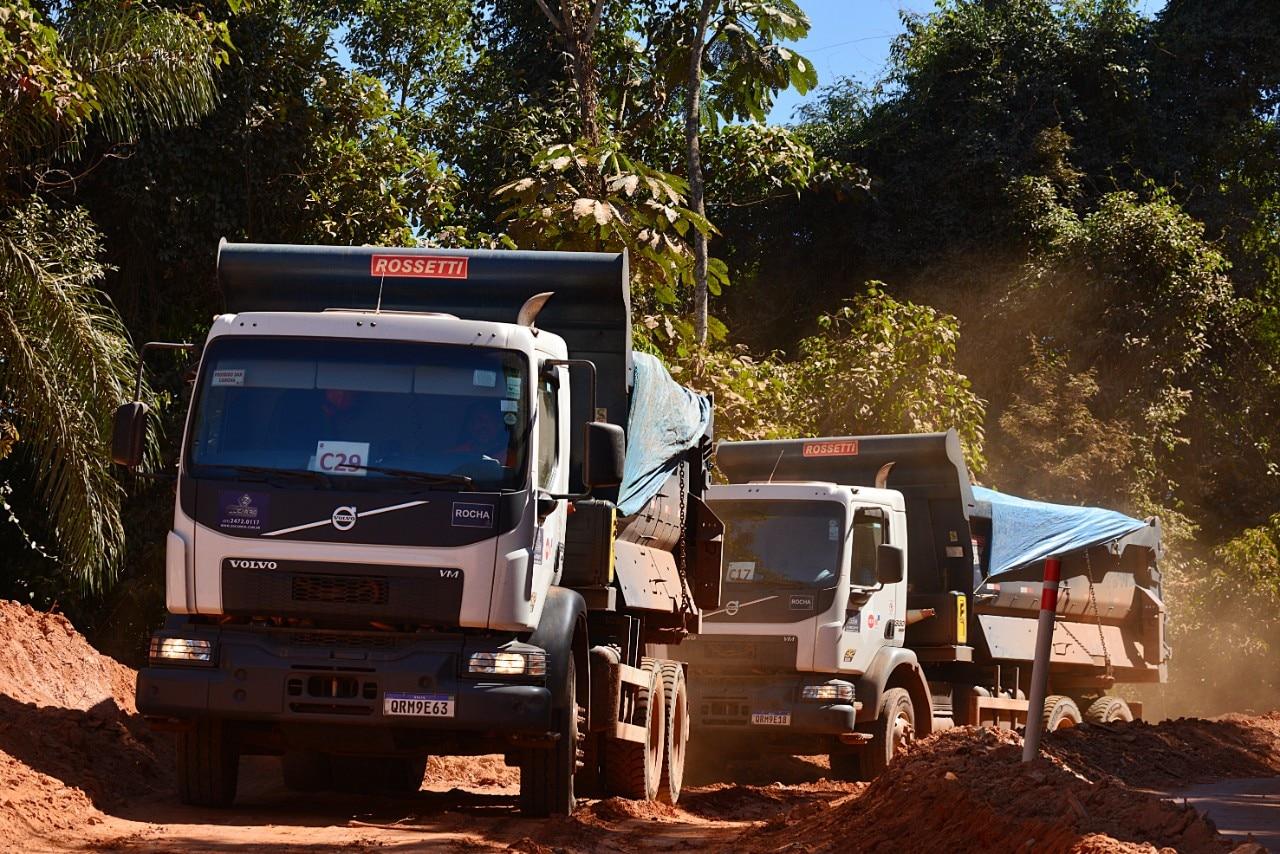 Locadora de caminhão elege Volvo VM 32 automatizado