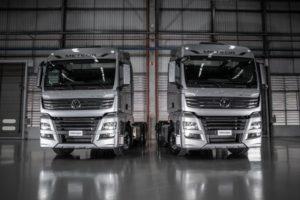 Meteor caminhão pesado da Volkswagen é lançado e já tem 210 unidades vendidas