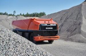Caminhão autônomo nível 4 da Scania chega ao Brasil em 2023