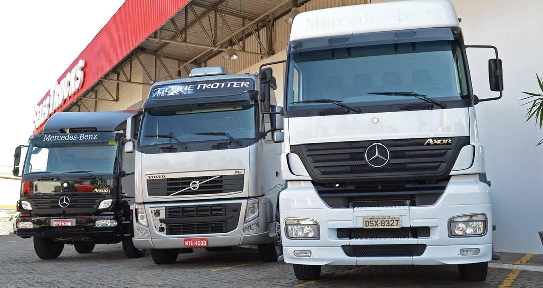 caminhão usado
