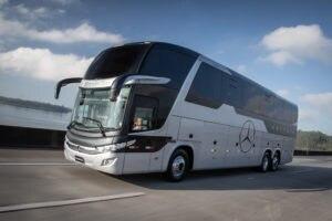 Teste: Ônibus O 500 da Mercedes-Benz ganha motor mais forte para encarar as estradas