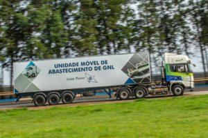 Estrutura para receber o combustível GNL avança no País