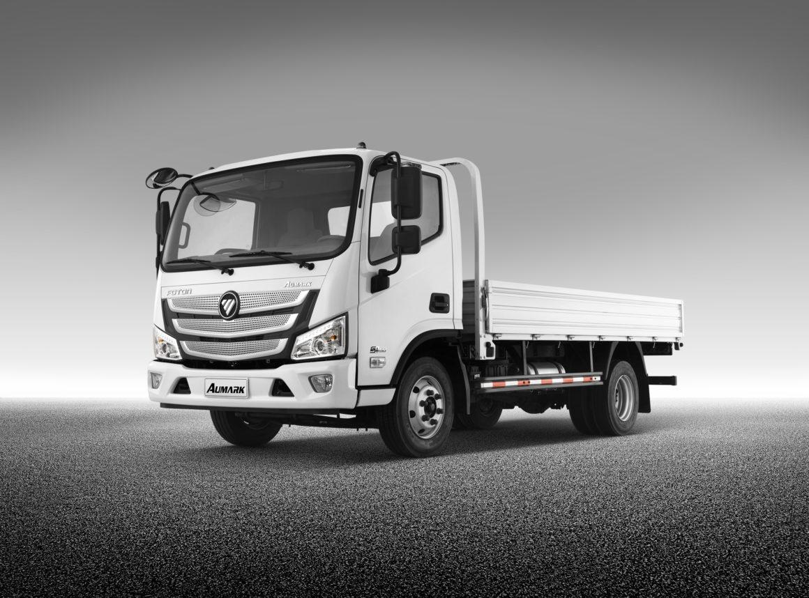 Foton lança caminhões de 6,5 t e 11 t e anuncia que seus modelos semi-pesados chegam em 2021