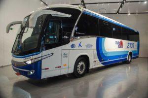 Ônibus a gás