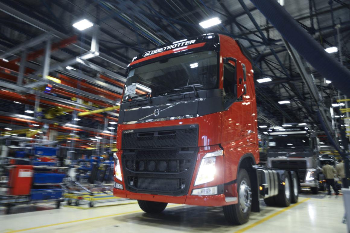fabricantes de caminhões e ônibus