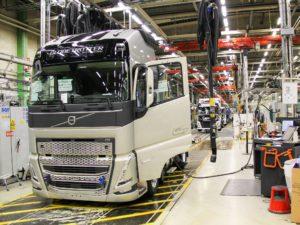 Volvo nova geração