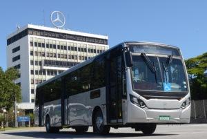Ônibus O500 R Super Padron