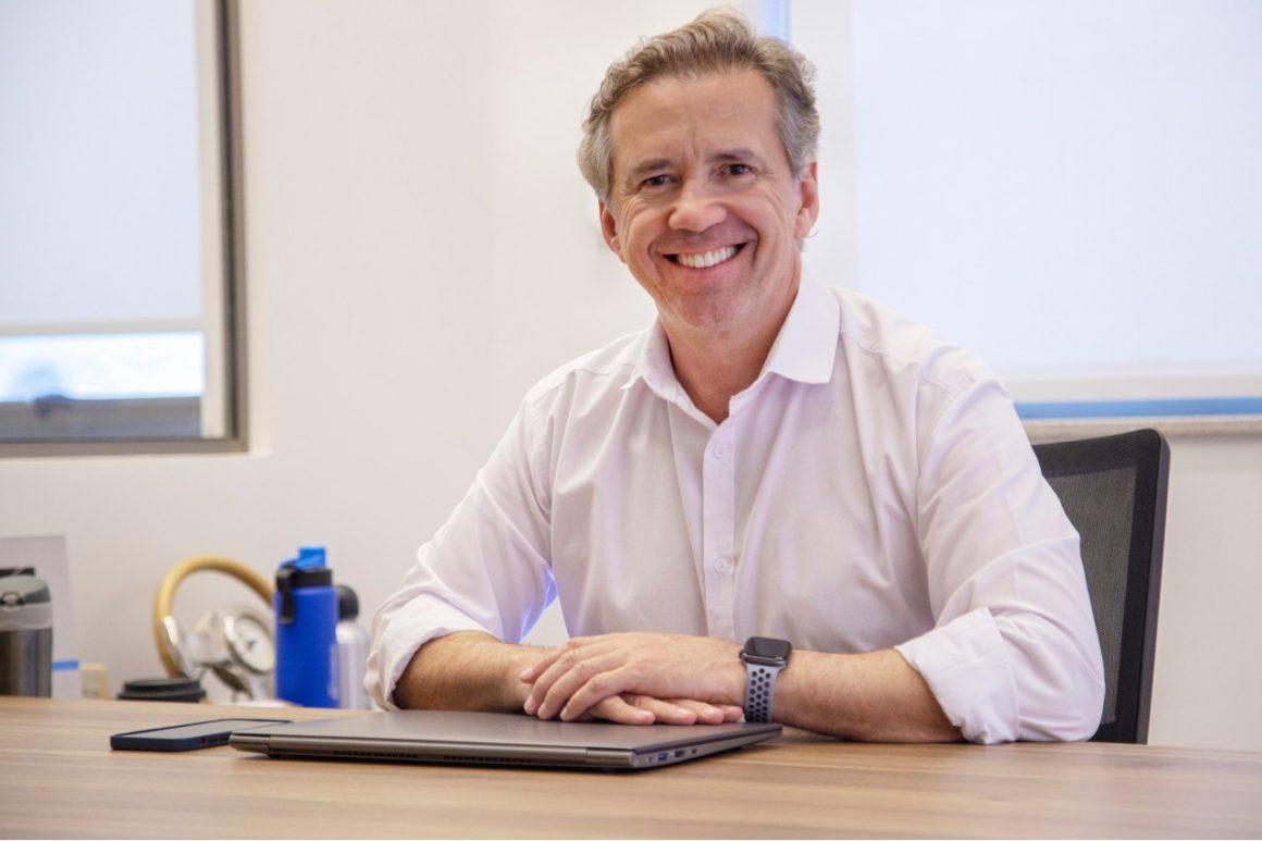 Ramon Alcaraz, presidente da JSL