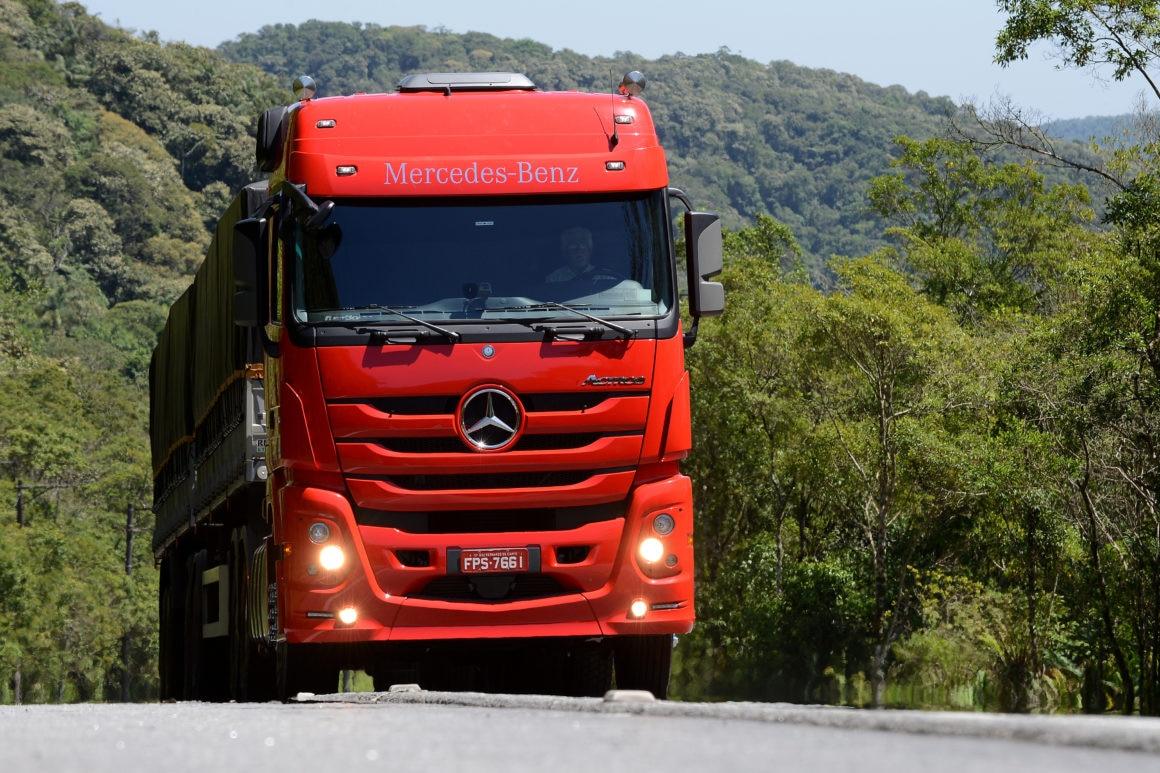 Financiamento de caminhões