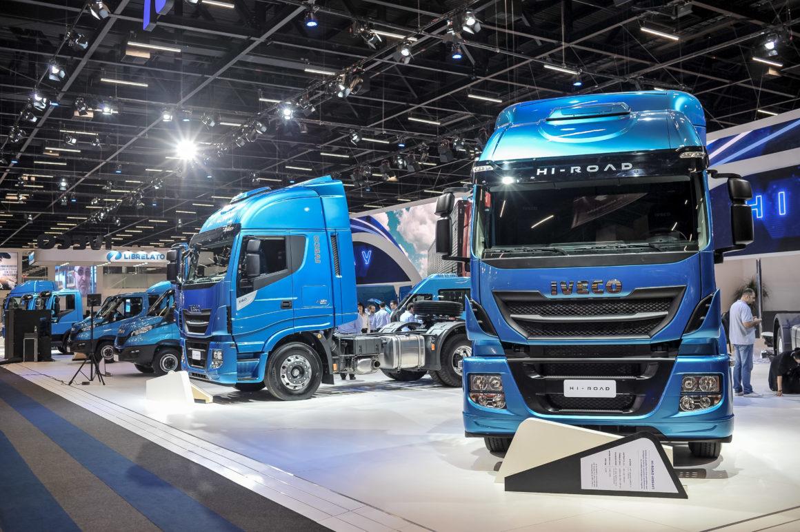 Iveco cresce em vendas e vai testar caminhão a gás