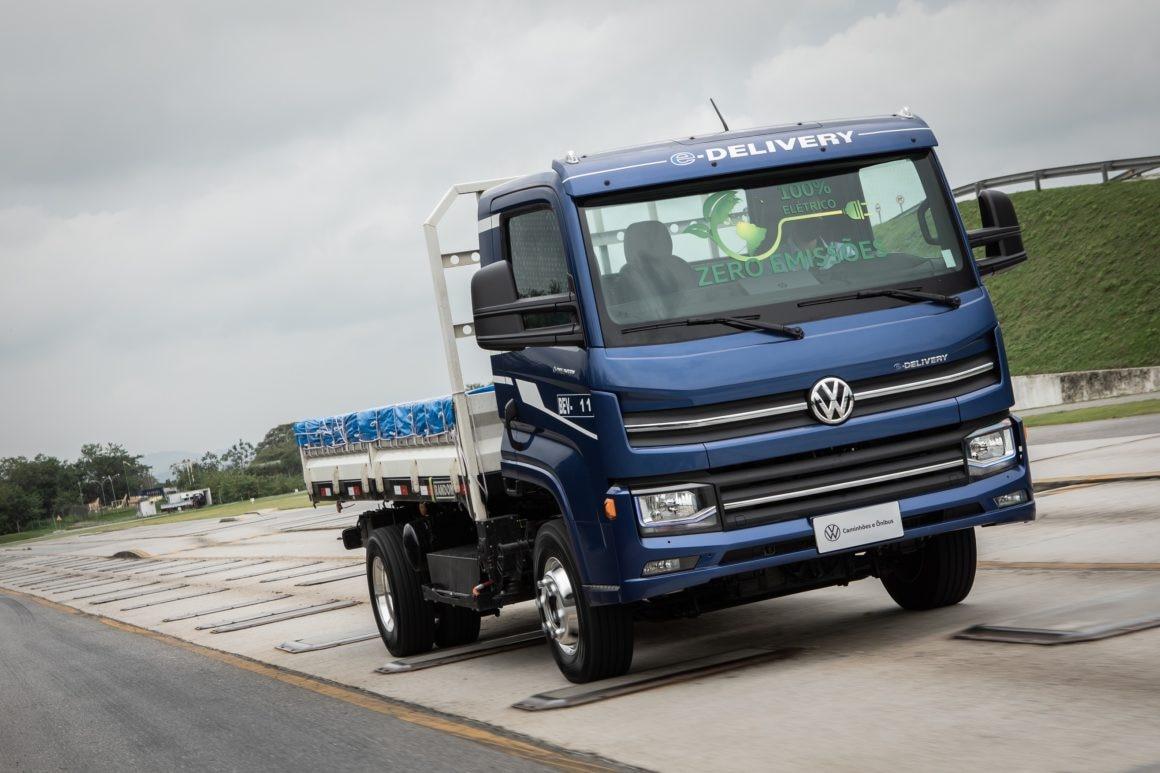 e-Delivery, da VWCO, está pronto para ser lançado
