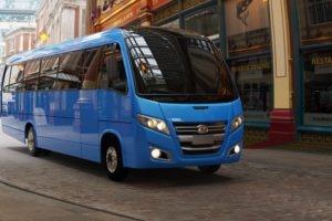 Volare lança nova linha de micro-ônibus Attack