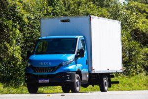 Novo Iveco Daily tem conforto de carro e força de caminhão