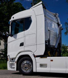 Scania apresenta cabine mais alongada na Europa