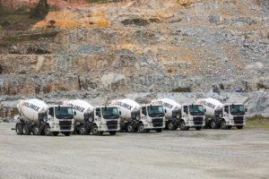 Polimix Concreto adquire 150 caminhões Volvo VM