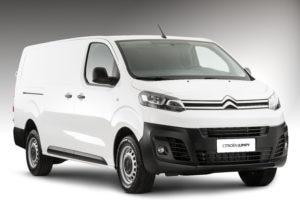 Citroën facilita compra da família de utilitários