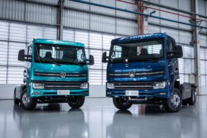 Volkswagen Caminhões inicia a pré-venda do e-Delivery de 11 t e 14 t