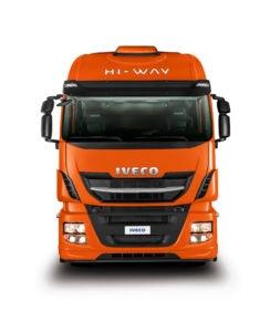 Iveco é a marca full liner que mais cresceu no primeiro semestre