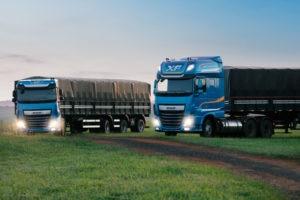 Consórcio DAF sorteia caminhões XF